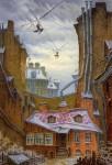 Живопись | Владимир Колбасов | Город | Мастерская художника