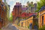 Живопись | Владимир Колбасов | Город | Солнечный Переулок