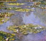 Живопись | Клод Моне | Водяные Лилии, 1909