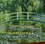 Живопись | Клод Моне | Японский мостик (Пруд с водяными лилиями), 1899