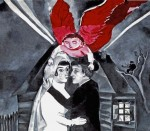 Живопись | Марк Шагал | Свадьба, 1918