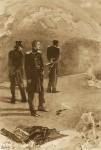 Живопись | Михаил Врубель | Дуэль Печорина с Грушницким, 1891