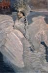 Живопись | Михаил Врубель | Царевна-Лебедь, 1900