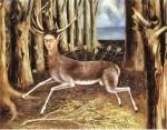 Живопись| Фрида Кало | Раненый олень, 1946