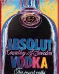 Живопись | Энди Уорхол | Absolut Vodka