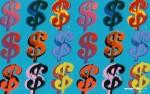 Живопись | Энди Уорхол | Dollar Sign
