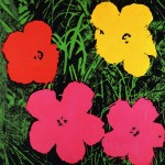 Живопись | Энди Уорхол | Flowers