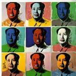 Живопись | Энди Уорхол | Mao Tse Tung