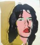 Живопись | Энди Уорхол | Mick Jagger