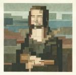 Живопись | Adam Lister | Mona Lisa (Леонардо да Винчи)