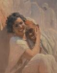 Живопись | Adam Styka | Laughing Couple