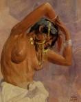 Живопись | Adam Styka | The Harem Dancer