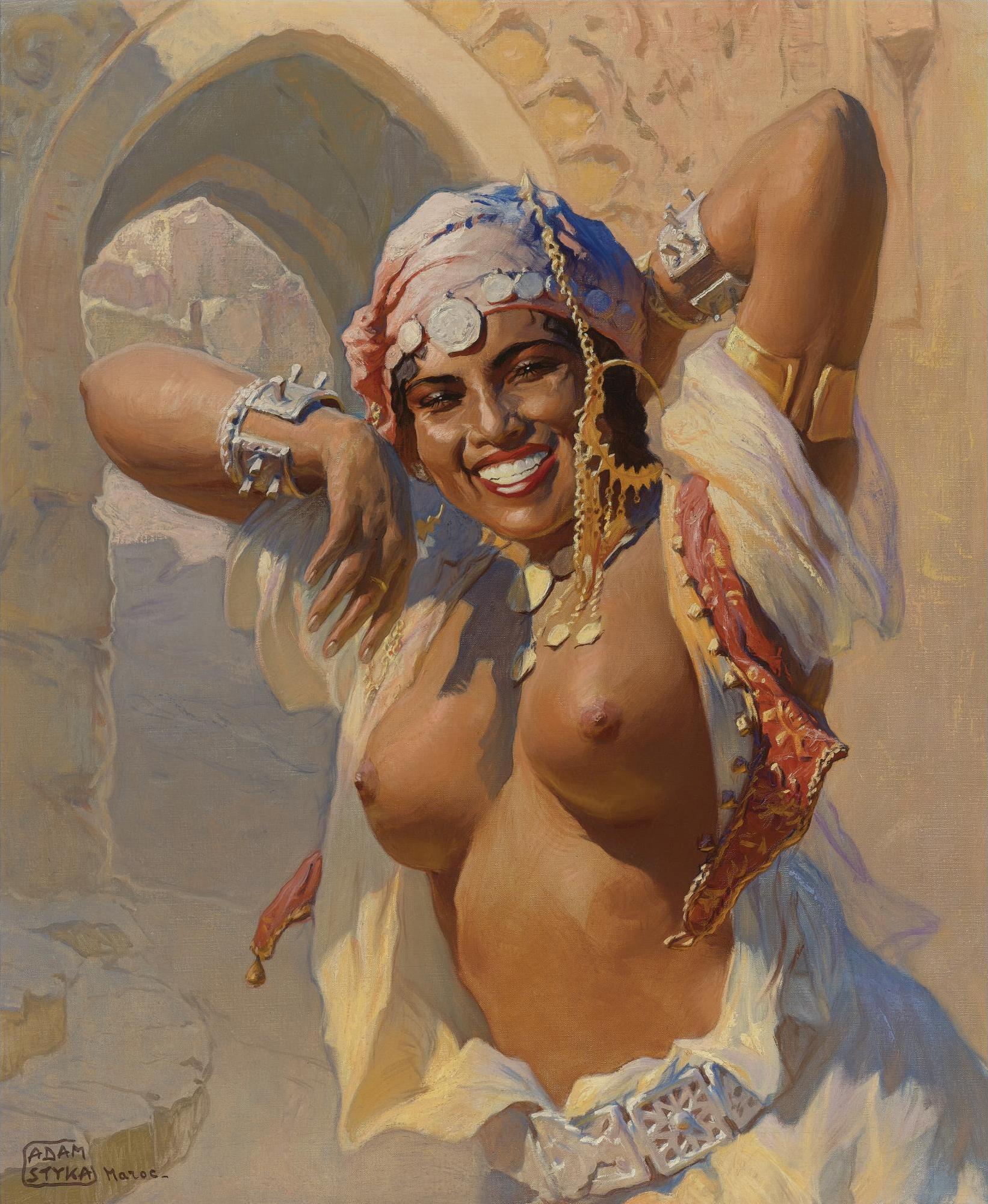 Erotika arabskiy