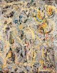 Живопись   Jackson Pollock   Galaxy, 1947