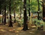Живопись | Макс Либерман | Ресторан De oude Vink, 1905