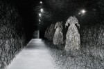 Инсталляция | Chiharu Shiota | After the Dream