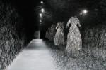 Инсталляция | Chiharu Shiota | After the Dream