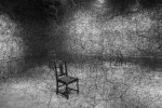 Инсталляция | Chiharu Shiota | Presence in the Absence