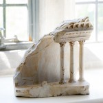 Скульптура | Matthew Simmonds | Colonnade III, 2014