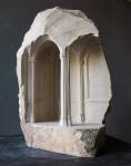 Скульптура | Matthew Simmonds | Fragment of Retrochoir, 2011