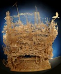 Скульптура | Scott Weaver | Rolling Through The Bay