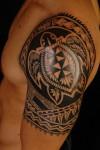 Татуировка | Полинезийская Татуировка