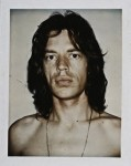 Фотография | Энди Уорхол | Mick Jagger