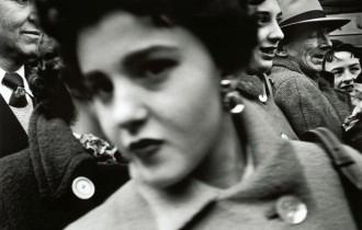 Уличная фотография Уильяма Кляйна