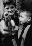 Фотография | William Klein | Gun 1, New York, 1955