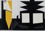 Живопись   William Klein   Untitled, 1948-49