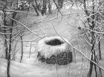 Графика | Гурам Доленджашвили | Имеретинская зима. Лист 25