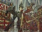 Живопись | Андрей Процюк | Cities of Romonce | London Time