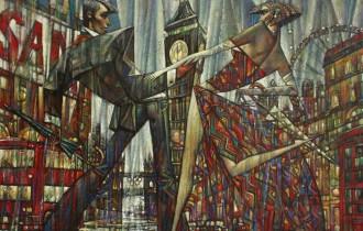 Андрей Процюк: Линия, Цвет И Фактура