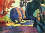 Живопись | Анри Матисс | Люксембургский сад, 1901