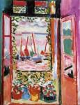 Живопись | Анри Матисс | Открытое окно, 1905