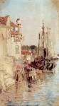 Живопись | Василий Поленов | Венеция. Каналы, 1895