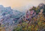Живопись | Влад Кравчук | Утро в горах