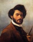 Живопись | Джованни Фаттори | Автопортрет, 1854