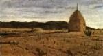 Живопись | Джованни Фаттори | Стог сена, 1872