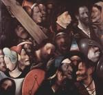 Живопись | Иероним Босх | Несение креста, 1480