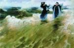 Живопись | Илья Репин | Какой простор!, 1903