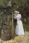 Живопись | Константин Коровин | Летом, 1895