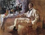 Живопись | Константин Коровин | Портрет Ф.И.Шаляпина, 1911