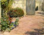 Живопись | Макс Слефогт | Сад летнего домика, 1912