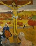 Живопись | Поль Гоген | Le Christ jaune, 1889