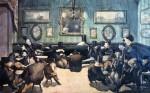 Живопись | Adriano Cecioni | Caffè Michelangiolo, 1861
