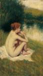 Живопись | Federico Zandomeneghi | After Bath