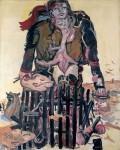 Живопись | Georg Baselitz | Verschiedene Zeichen, 1965