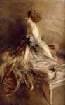 Живопись | Джованни Болдини | Портрет княгини Марты-Лючии Бибеско, 1911