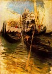 Живопись | Джованни Болдини | Сан-Марко в Венеции, 1895
